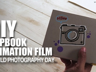Mad Stuff With Rob - DIY Stop Motion Animation Film | #WorldPhotoDay