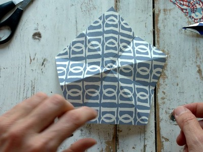 Cambridge Imprint presents: How to make an origami star