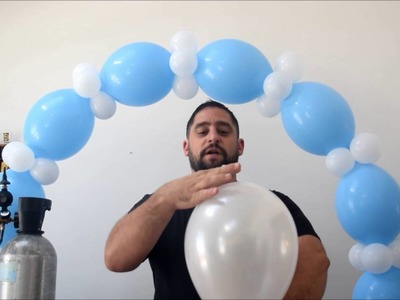 How to get balloon down from high ceiling  no ladder needed super easy!