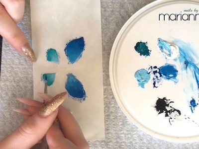 How To Make a 3D Acrylic Butterfly