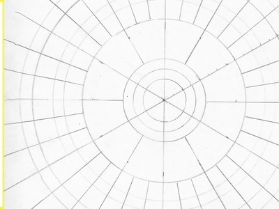 How to Make a Mandala | Part 1: Create Mandala Template Guidelines