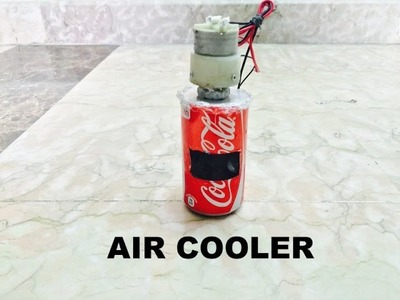 How to make a mini air conditioner