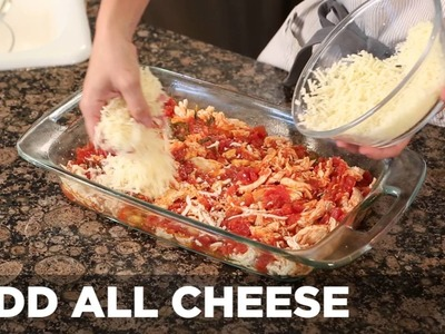 How to make chicken parmesan casserole with Elissa the Mom | Rare Life