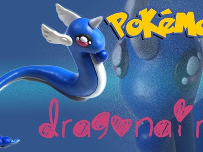 How to make Dragonair|  Pokemon GO | BunBum's Playdoh.Clay Tutorial video