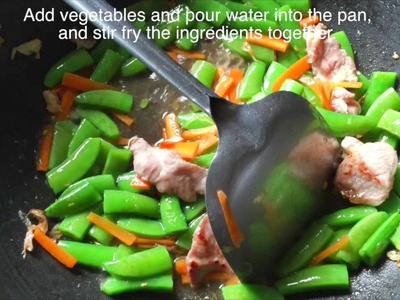 How to Make Green Bean with Oyster Sauce Recipe