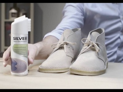 How to Make Your Shoes Waterproof | Silver Shoe Care