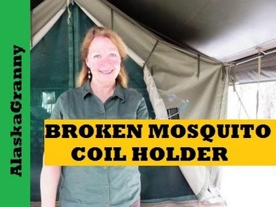 How to Use Broken Mosquito Coils