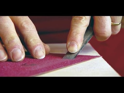 5 DIY Steps to Sharpening a Chisel with Sandpaper