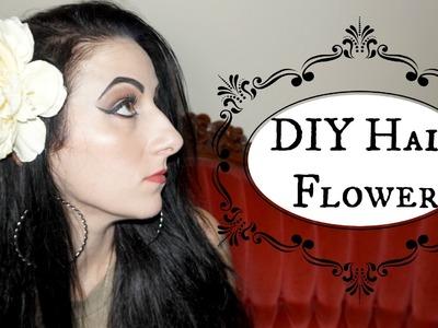 DIY Hair Flower Clip.Pin