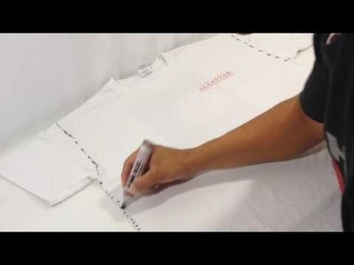 How to Cut a T-Shirt Into Rags DIY   This Is How I Do Episode 1