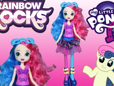 Sweetie Drops Bon Bon Equestria Girls Rainbow Rocks My Little Pony Doll New Review and Unboxing!