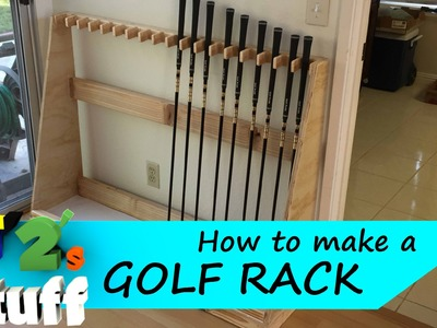 Golf Rack. How To