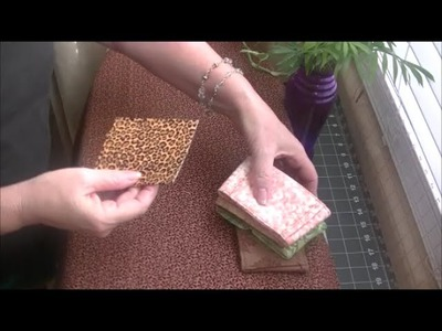 How to Make a Coffee Cozy Part 1