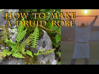 How to Make a Druid Robe