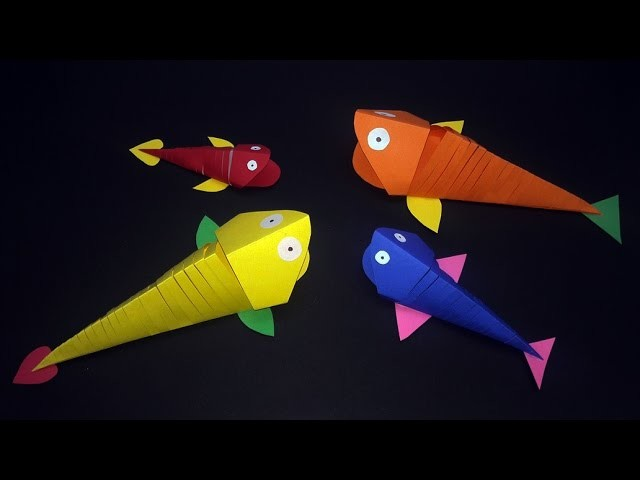 How to make Moving Fish