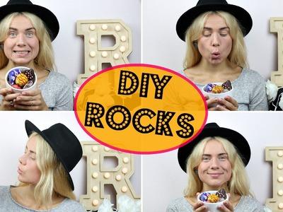 PINTEREST DIY ROCKS