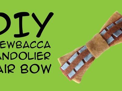 Star Wars DIY: Chewbacca Bandolier Bow (Disneybound): Crafty McFangirl Tutorial