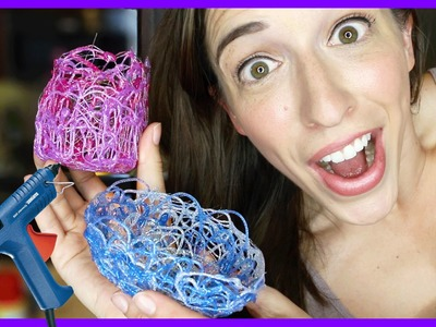Amazing Hot Glue Craft!