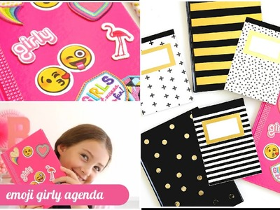 Back to School DIY Personalized Notebooks