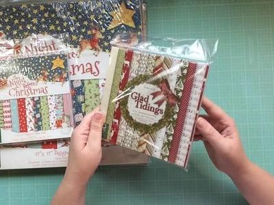 Christmas Craft Haul UK, The Works