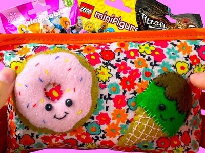 DIY Back To School Pencil Case Plus Shopkins Blind Bags & More