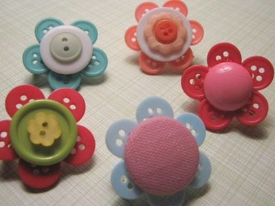 DIY Button Crafts - Amazing Craft For Kids Activity - Button Craft Ideas