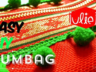 DIY | Tutorial | BumBag | FannyPack - Easy