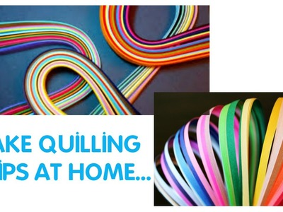 Quilling paper quilling bird quilling made easy how to for How to use quilling strips