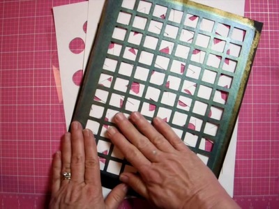 How to Make Your Own Stencils for Gelli Plate using Brother Scan N Cut and Photoshop