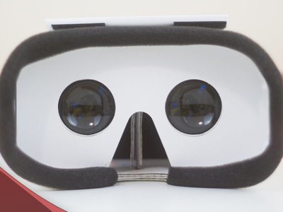 IBlue DIY | The Cheapest Google Cardboard VR Headset - $4