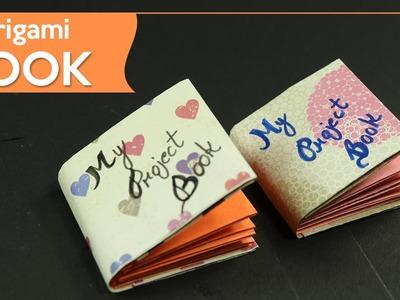Small Origami Book - Easy & DIY Origami Paper Craft