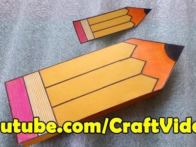 Teachers Day Card | Craft Videos