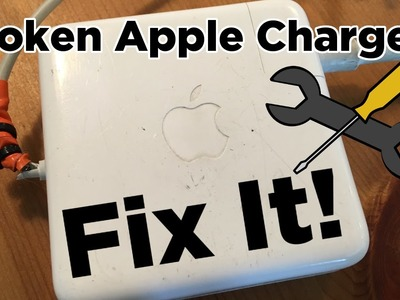 Ben Builds: DIY Fix for Your Broken Apple Laptop Charger!