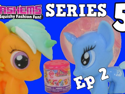 Custom DIY My Little Pony Fashems MLP Series 5 EP2