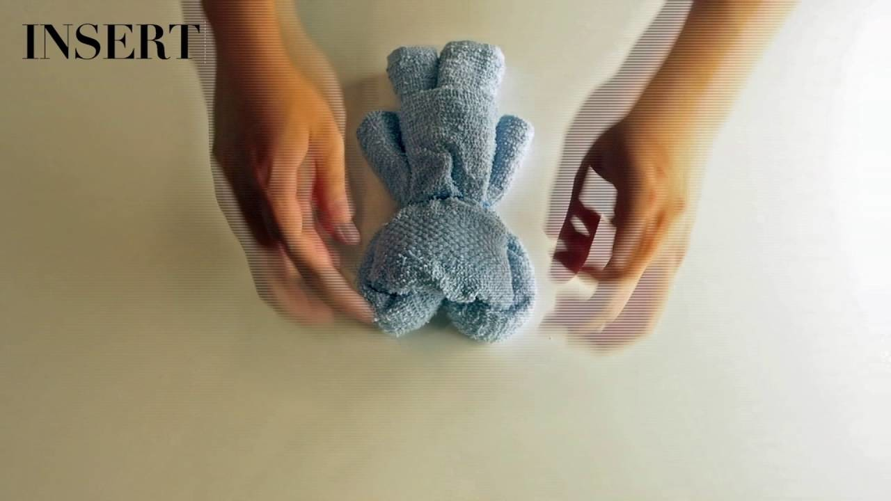 D.I.Y | Best Girlfriend's  Gift Ever !!!! Towel Teddy Bear