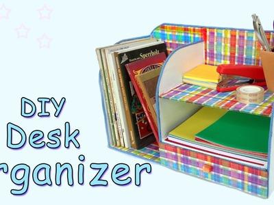 DIY Desk Organizer - Ana | DIY Crafts.