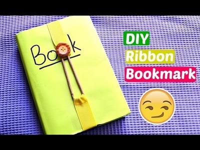 DIY Ribbon Bookmark | P.G.P Crafts