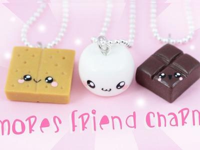 ♡ DIY S'mores Friendship Charms ♡ | Kawaii Friday