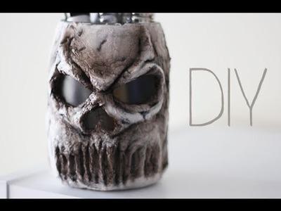 DIY: Skull Jar