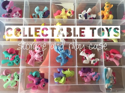 DIY SURPRISE TOYS STORAGE AND PLAY CASES | Kids Ideas - Mummy Maker