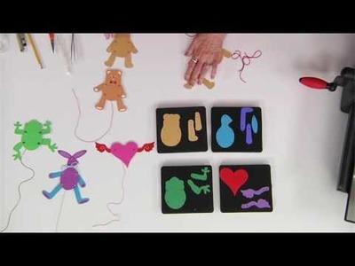 Ellison Education Lesson Plan #12049: Making Paper Jumping Jacks