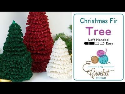 How to Crochet a Christmas Tree