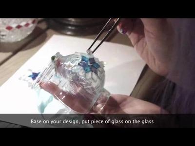 How to make Handmade Turkish Lamp