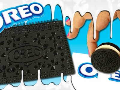 Back to SCHOOL OREO crafts * 3 OREO DIY projects