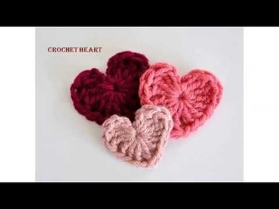 Crochet Heart for Absolute Beginners