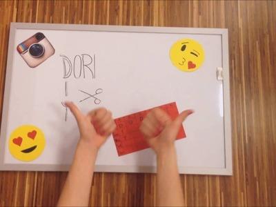Diy-Whiteboard decor
