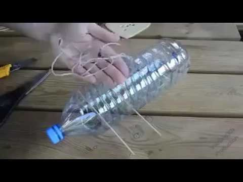 How to make amazing things with only a bottle please watch this video