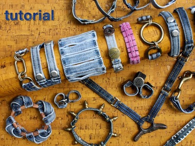 WIKarts Tutorial: How to Make Belt Loop Bracelets, Necklaces, Rings, & More!