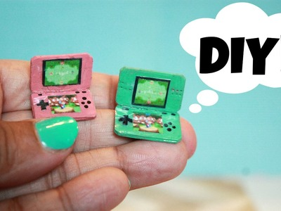 DIY Miniature Nintendo DS