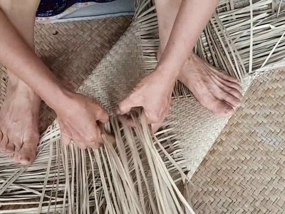 How to make belly basket from Vietnam - Artex Nam An ., JSC